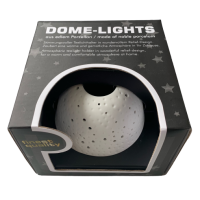 Dome Light aus Porzellan, Sternenhimmel